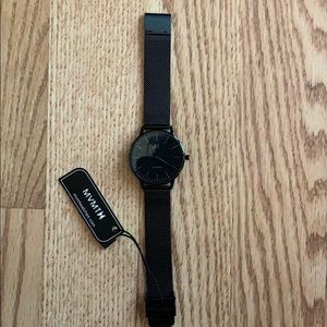 NEW IN BOX - MVMT Black Women's Watch